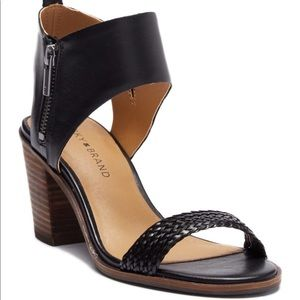 Lucky Brand Kenyyan Ankle Cuff Sandal Black